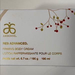 Arbonne Firming Body Cream NIB